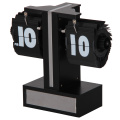 Small Balance-shape Flip Clock With A Cubic Pedestal