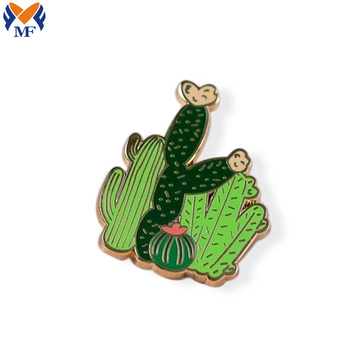 Metal custom cute pin lapel badges