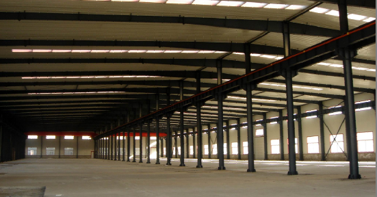 Steel Structure Factory Building