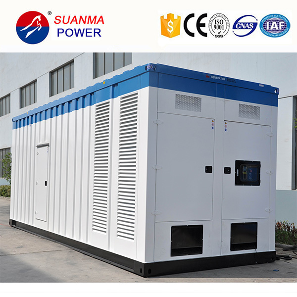 Diesel Generator Containerized