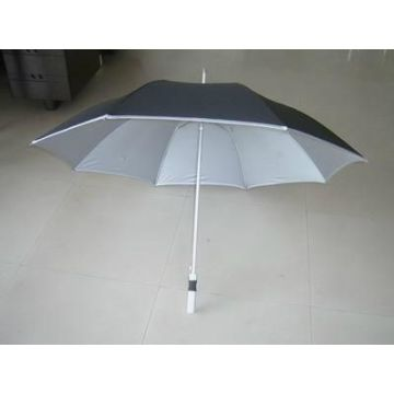 2018 High Quality Solid Rod Aluminium Promotional Umbrella
