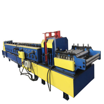 Z purlin roof making machine