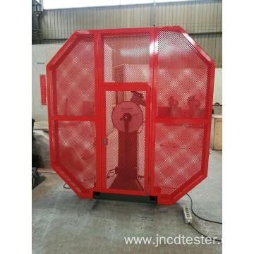 500J Semi Automatic Impact Testing Machine