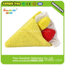 Sandwich Shape Art Stationery Sets Eraser