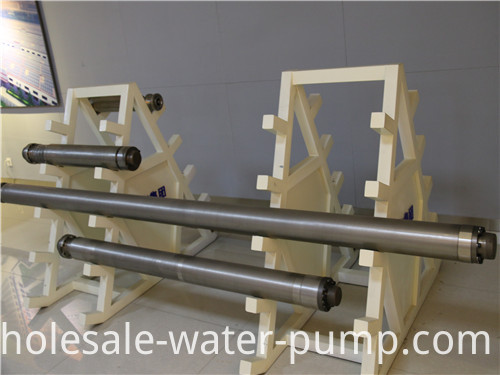 Sand proof submersible pump
