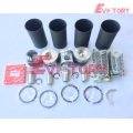 excavator NE6T engine gasket bearing piston ring liner