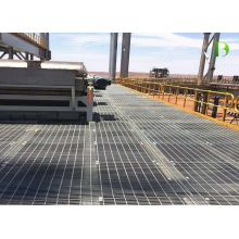 Steel Grating Floor Panels Industrial Floor