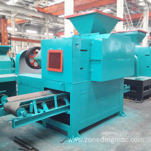 New Fashion Design for Briquette Machines Energy Saving Coal Briquette Machine supply to Kazakhstan Factory