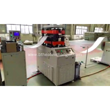 Heat Transfer Fin Stamping Machine