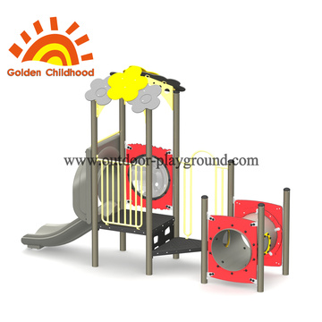 Kids Simple Outdoor Playground Equipment For Sale