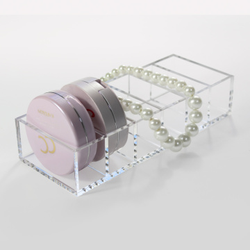 Acrylic Makeup Compact Organiser Holder