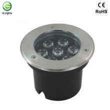 China for Led Underwater Pool Lighting Recessed Type 7watt LED Underwater Light supply to Russian Federation Factories