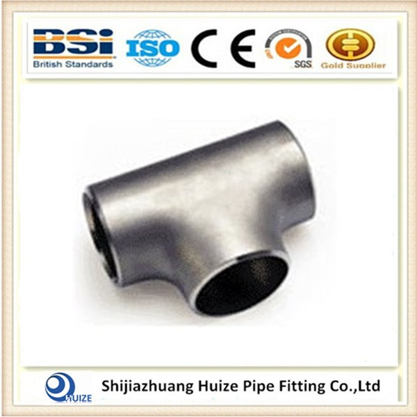 Stainless Steel TEE Pipe Fitting