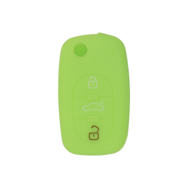 Factory price Audi A7 silicon car key cover