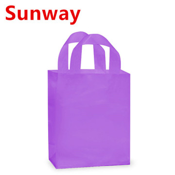 Custom Plastic Shopping Bags