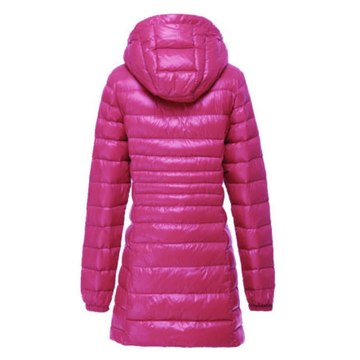Young women Ultra-light Down coat