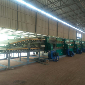Run Efficiency Plywood Veneer Dryer