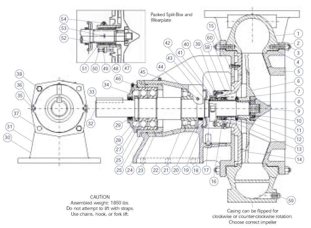 Envirotech Mexico Slurry Pumps