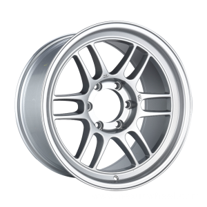 Silver Turner Wheels Rims