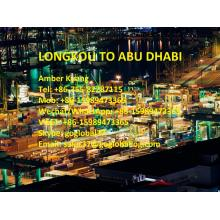 Shandong Longkou Sea Freight to United Arab Emirates Abu Dhabi