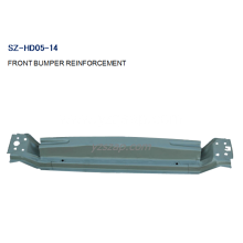 Professional for Other Auto Parts For HONDA,HONDA Radiator,HONDA Tail Panel Manufacturers and Suppliers in China Steel Body Autoparts Honda 2005-2008 CITY FRONT BUMPER supply to Kuwait Exporter