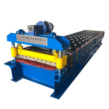 Wall panel ibr colored roll forming machine
