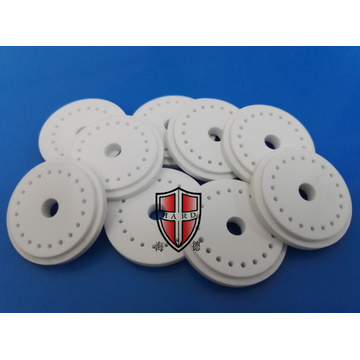 alumina ceramic rotary knob button plunger parts