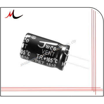 Wholesale Price for Electrolytic Capacitor 4700uf aluminum electronic capacitors 10v 13*21 supply to Zambia Supplier