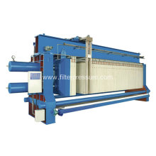 Big Capacity Food Beverage Chamber Membrane Filter Press