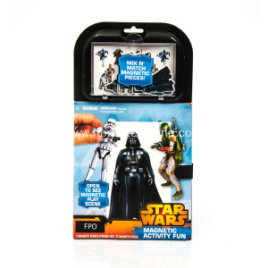 Star War Magnetic Activity Fun