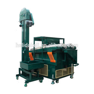 High Precision Husked Rice Stone Removing Machine