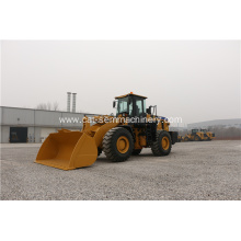 6ton front end loader with 3m3 bucket