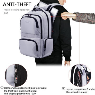 Lightweight Computer Water Resistant Durable Laptop Backpack
