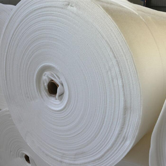 PET & PP non woven geotextile filter fabric
