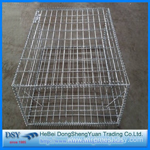 Low-Carbon Galvanized Welded Gabion Basket