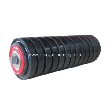Belt Conveyor Parts Conveyor Belt Impact Roller Idler
