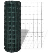 PVC Coated Euro Panel Fence