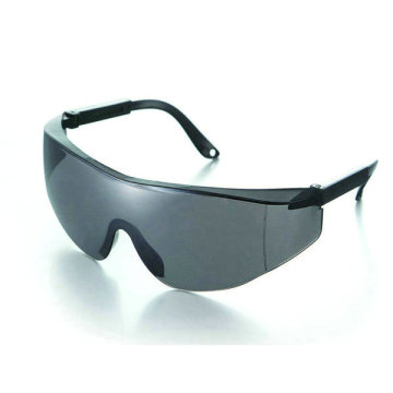 Industrial Work Safety Glasses with Extendable Temple