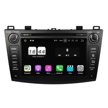 Car dvd Android per MAZDA 3 2009