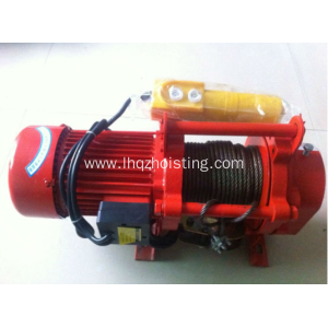 KCD type 3000kg electric hoist 220 volt
