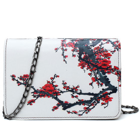 Popular Western Style Ladies PU Leather Shoulder Bag