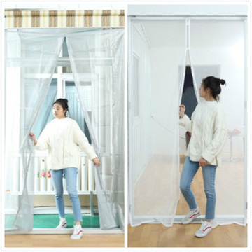 anti dust mosquito net magnetic door screen curtains