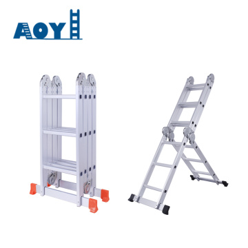20 steps high quailty aluminum ladder