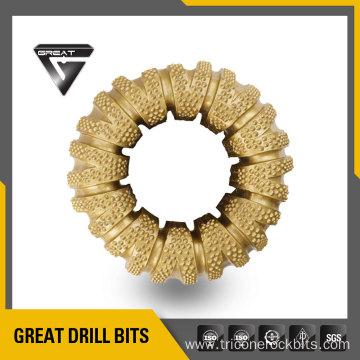 API Natural Diamond Coring Drill Bits