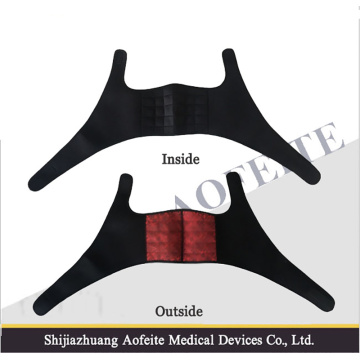 Rugby american football shoulder pads wholesale brace