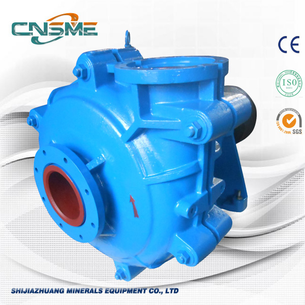 Large Partical Slurry Pumps