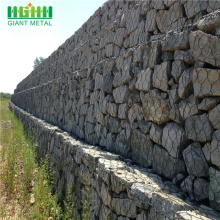 steel woven gabion basket and gabion box