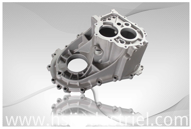 Aluminum Casting Engine Base