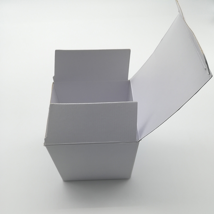 Wholesale Cheap Ivory Board Blank Packaging Boxes