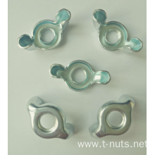 Wing nuts Carbon steel M10